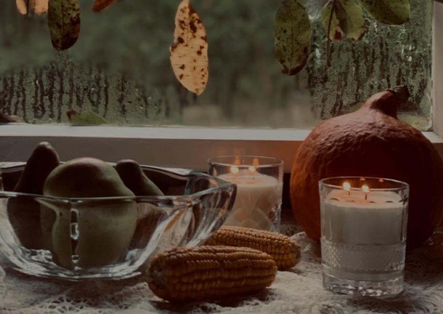 Podzimní tvoření s Láskou